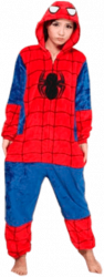 kigurumi de superhéroes