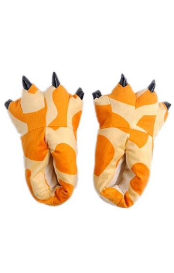 zapatilla girafa 1