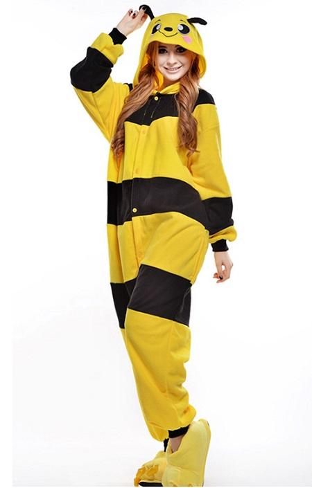 kigurumi abeja imagen