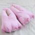 Zapatilla kigurumi rosas
