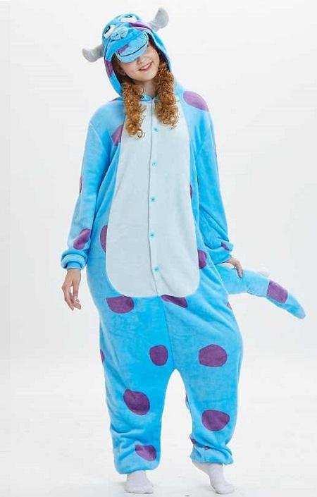 Kigurumi pijama de «Sullivan»