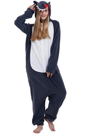 Pijama de Lobo