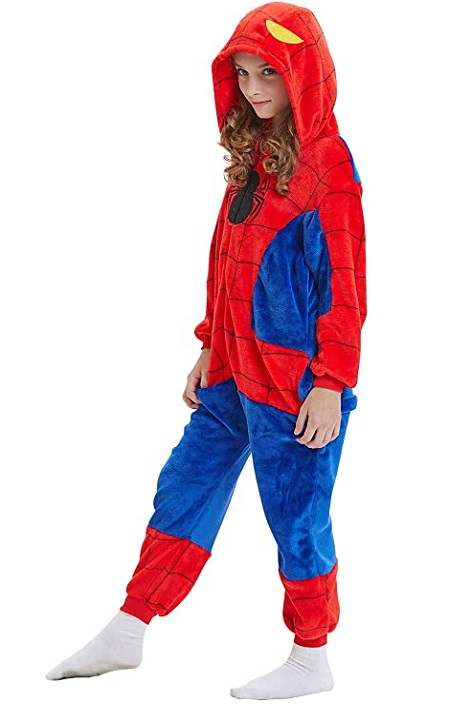 Kigurumi de Spiderman