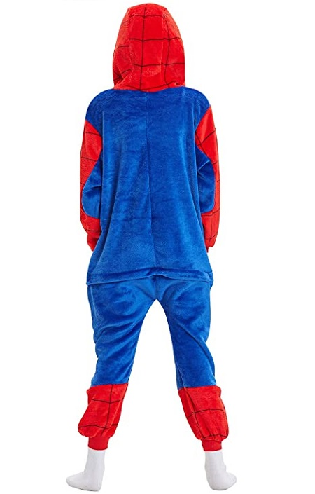 Kigurumi de Spiderman