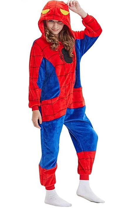 Kigurumi Pijama de «Spiderman»