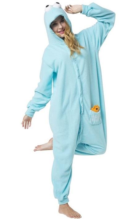 Kigurumi pijama de «Monstruo de las galletas»