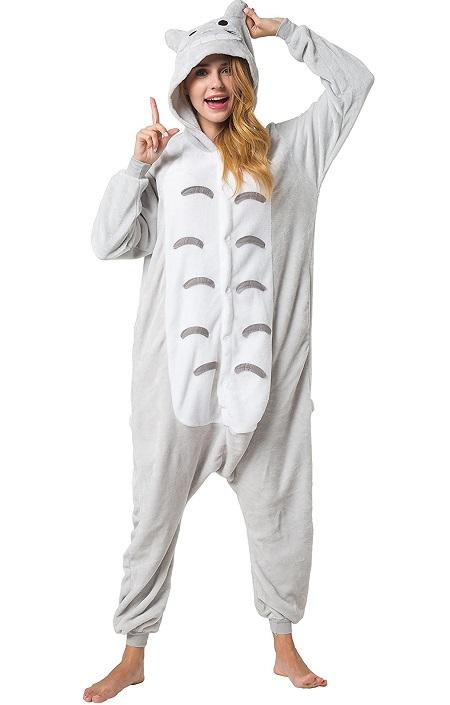 Kigurumi Pijama de «Totoro»