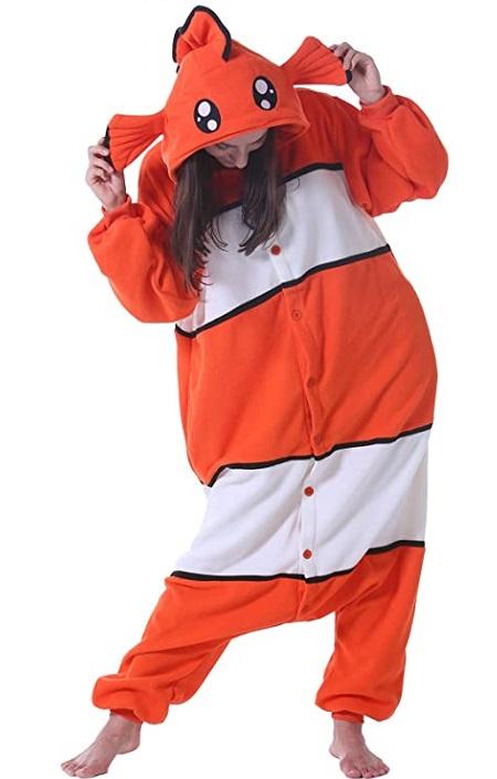 Kigurumi pijama de «Nemo»