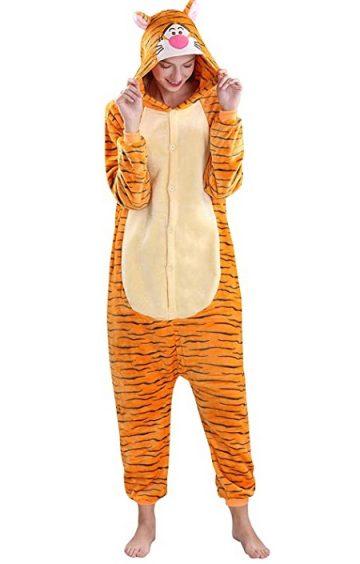 Pijama Kigurumi de Tigre