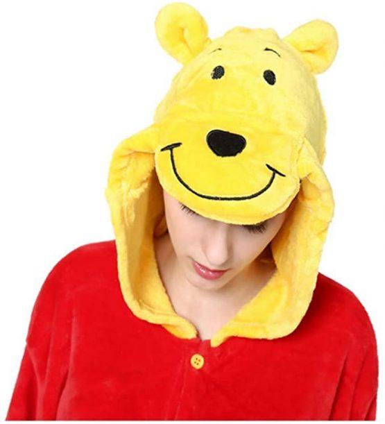 Pijama de «Winnie Pooh» (1)
