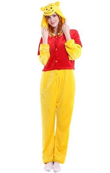Pijama de «Winnie Pooh» (2)