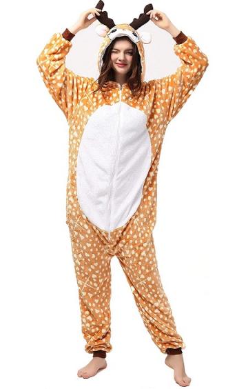 Pijama de Ciervo Cornudo