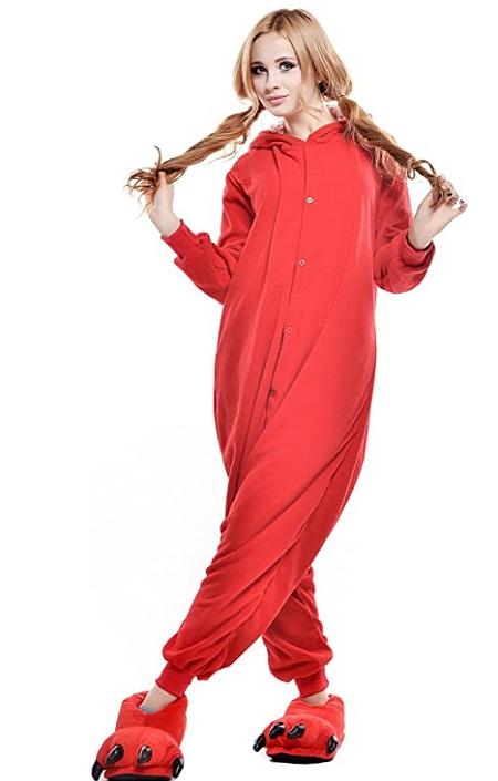 Pijama de Monstruo de la galleta