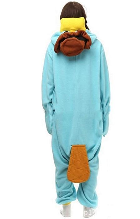Pijama de perry el ornitorrinco