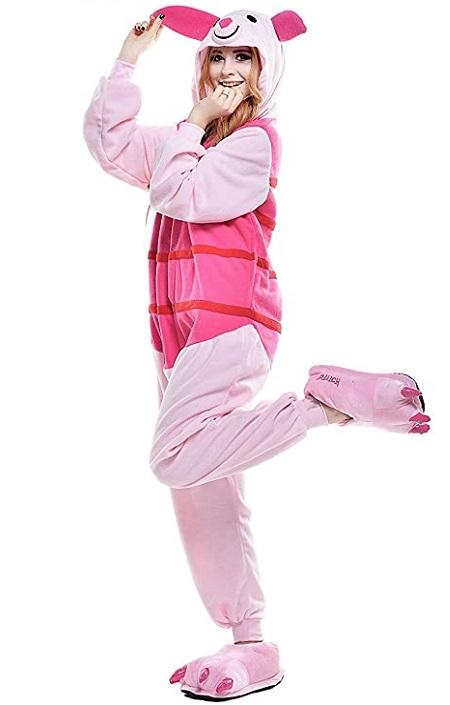 Kigurumi Pijama de «Piglet»