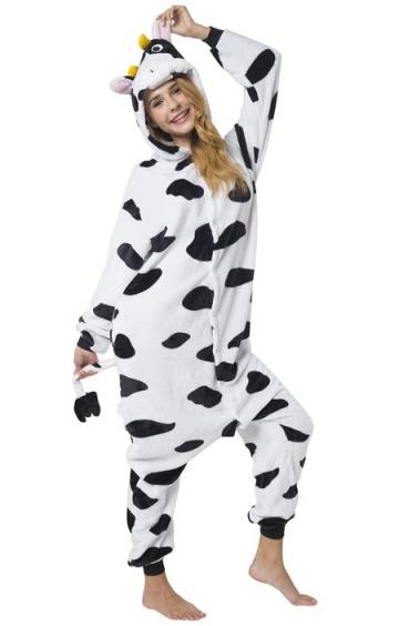 Kigurumi de vaca foto
