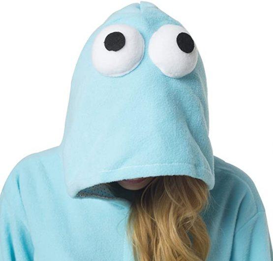 Pijama kigurumi monstruo de las galletas