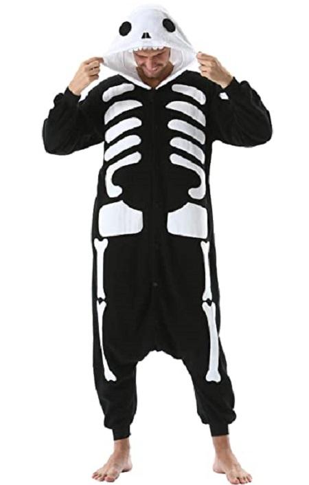 Kigurumi Pijama de «Esqueleto»