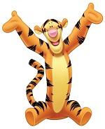 Tigre Winnie The Pooh