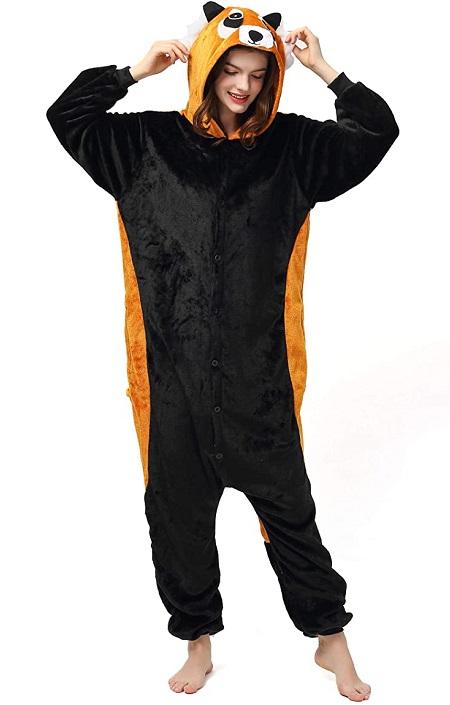 Kigurumi Pijama de «Mapache»