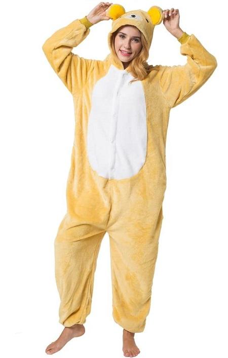 Kigurumi pijama de «Oso Claro»