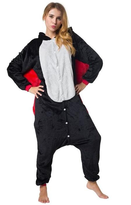 pijama murciélago