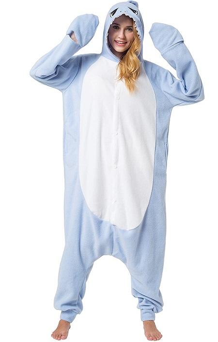 Kigurumi Pijama de «Tiburón»
