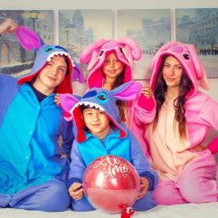Pijamas kigurumi para dormir