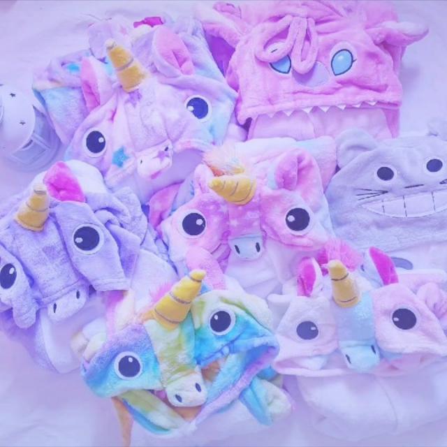 ¡Ha llegado la tamporada de pijamas! ¿Empezamos por #Unicornios?