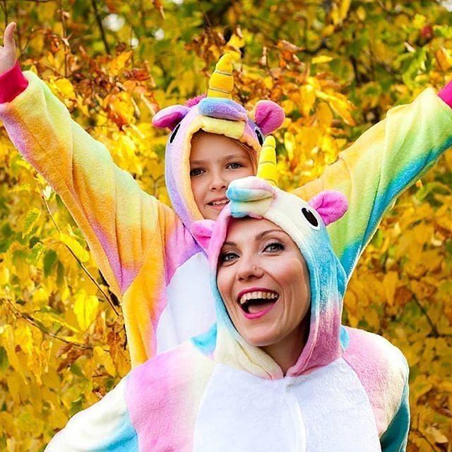 Nueva colección - Pijama kigurumi unicornio Estrellado 🌈⭐ - - - #unicornio #españa #compras #pijama #halloween #casa #hogar #diversiones #cosplay #fiesta #disfraz #carnaval #anime #onesie #party #estrella #tienda